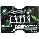 ROLAND Latin Expansion Board [SR-JV80-18] - Keyboard Software & Expansion Card